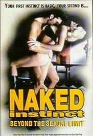 Naked Instinct Poster