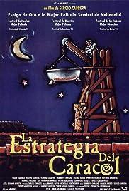 La estrategia del caracol Poster
