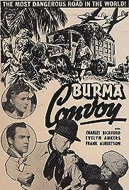 Burma Convoy Poster
