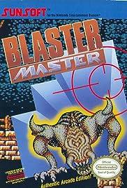 Blaster Master Poster