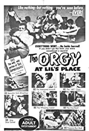 Orgy at Lil's Place Poster