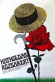 Hatholdas rózsakert Poster