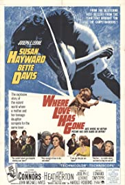 Where Love Has Gone(1964) Poster - Movie Forum, Cast, Reviews