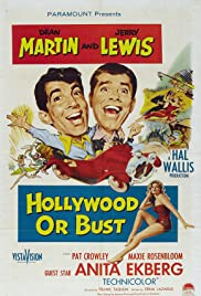 Hollywood or Bust (1956) Poster - Movie Forum, Cast, Reviews