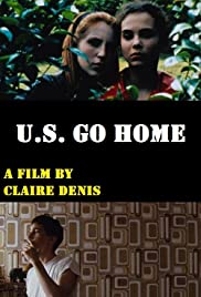 US Go Home Poster