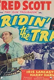 Ridin' the Trail Poster
