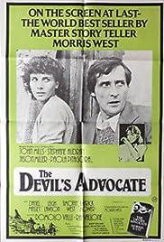 Des Teufels Advokat Poster