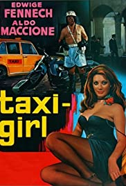 Taxi Girl Poster