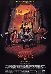 Puppet Master III Toulon's Revenge poster