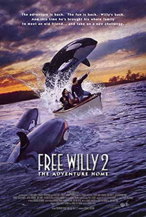 Liberad a Willy 2 -