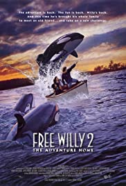 Free Willy 2: The Adventure Home Poster