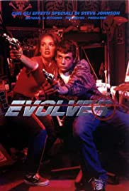 Evolver (1995) Poster - Movie Forum, Cast, Reviews