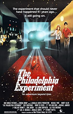 The Philadelphia Experiment poster