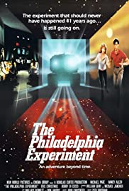 The Philadelphia Experiment(1984) Poster - Movie Forum, Cast, Reviews