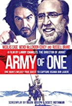 Primary image for Army of One