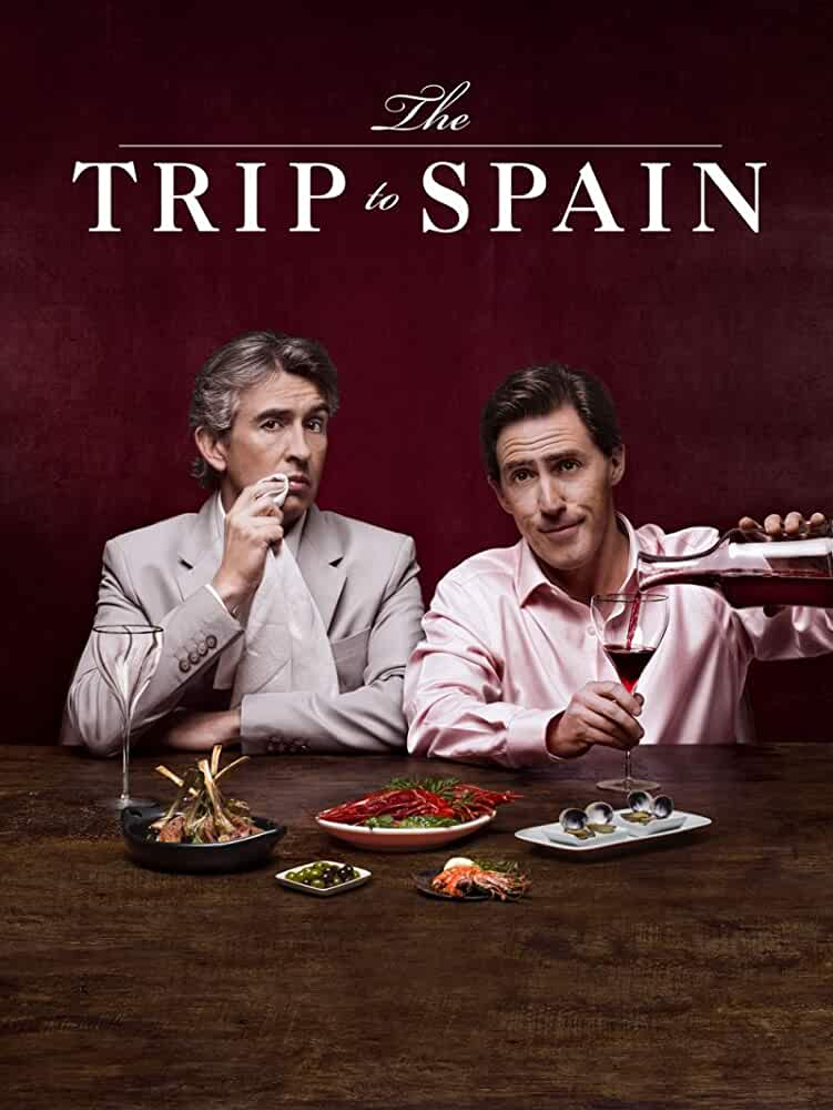 The Trip to Spain 2017 English 720p DVDRip full movie watch online freee download at movies365.cc