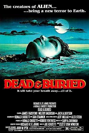 Poster Tot & begraben
