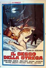 Il sesso della strega Poster