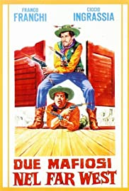 Two Gangsters in the Wild West Poster