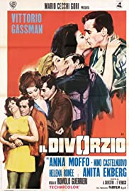 Il divorzio Poster
