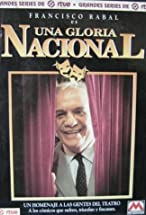 Primary image for Una gloria nacional