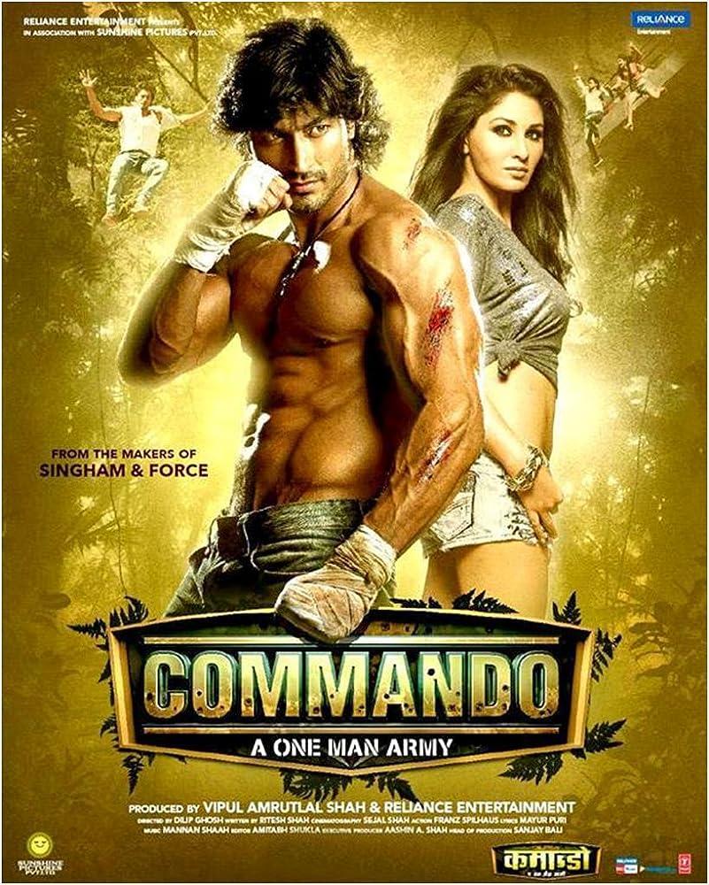 Commando – A One Man Army (2013)