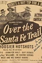 Primary image for Over the Santa Fe Trail