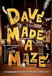 Dave Made a Maze izle