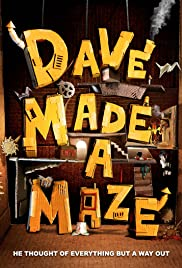 Dave Made a Maze Poster