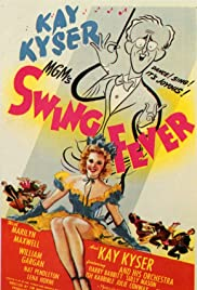 Swing Fever (1943) Poster - Movie Forum, Cast, Reviews