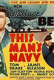This Man's Navy (1945) Poster - Movie Forum, Cast, Reviews