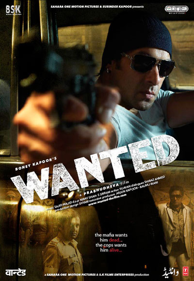 Wanted (2009) Worldfree4u - 700MB 720P BRRip Hindi Movie ESubs – HEVC