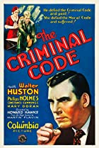 The Criminal Code (1931) Poster