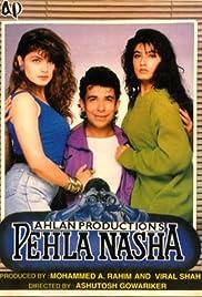 Pehla Nasha(1993) Poster - Movie Forum, Cast, Reviews