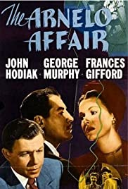 The Arnelo Affair Poster