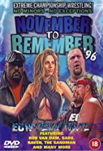 ECW November to Remember '96