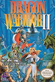 Dragon Warrior II Poster