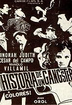 Historia de un gangster
