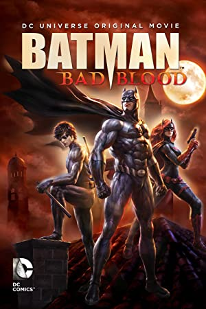 Batman: Bad Blood (2016) Download on Vidmate