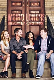 Weird Loners Poster - TV Show Forum, Cast, Reviews
