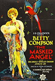 The Masked Angel Poster