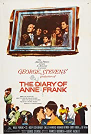 The Diary of Anne Frank(1959) Poster - Movie Forum, Cast, Reviews