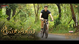 Srimanthudu 2015 HDRip Hindi