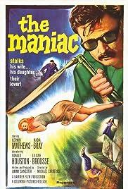 Maniac(1963) Poster - Movie Forum, Cast, Reviews