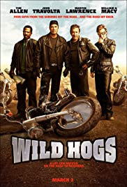Wild Hogs (2007) Poster - Movie Forum, Cast, Reviews