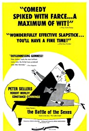 The Battle of the Sexes(1960) Poster - Movie Forum, Cast, Reviews