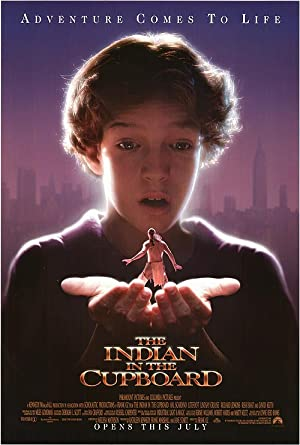 watch The Indian in the Cupboard full movie 720