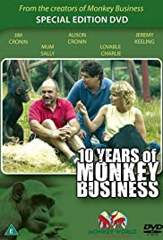 10 Years of Monkey Business Poster