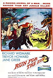 Run for the Sun (1956) Poster - Movie Forum, Cast, Reviews