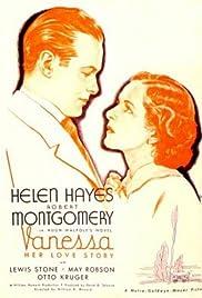 Vanessa: Her Love Story Poster